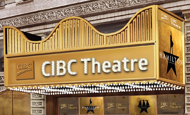 Cibc Theatre Broadway In Chicago