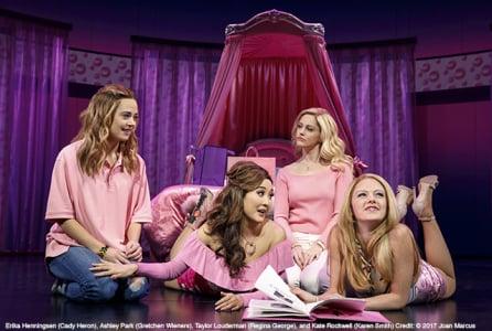 a4ebd0b96 Mean Girls   Broadway in Chicago