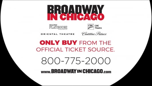 Tickets Broadway In Chicago