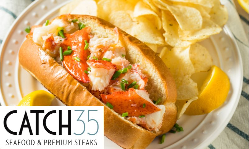 Catch 35 Summer Picnic offer